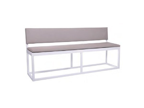 Batyline® garden bench STOCKHOLM | Garden bench - Sérénité Luxury Monaco