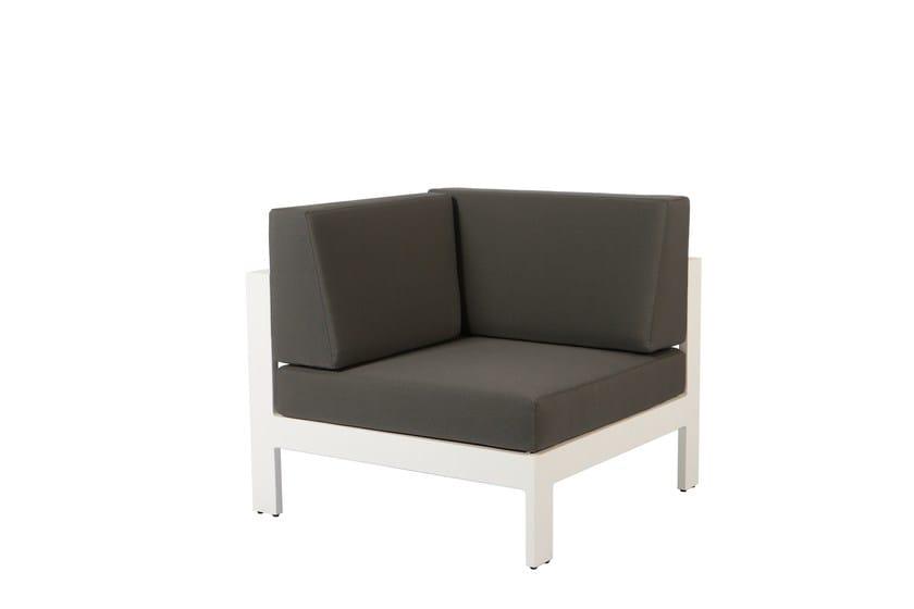 Corner modular foam sofa with removable cover STOCKHOLM | Modular sofa - Sérénité Luxury Monaco