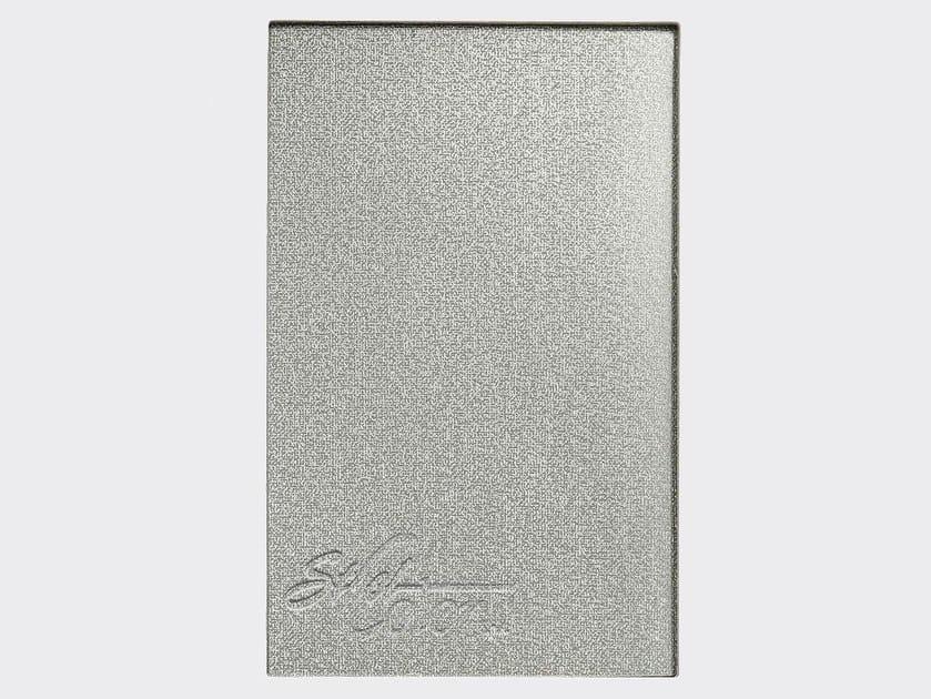 Metal sheet STOF LUCIDO - STEEL COLOR
