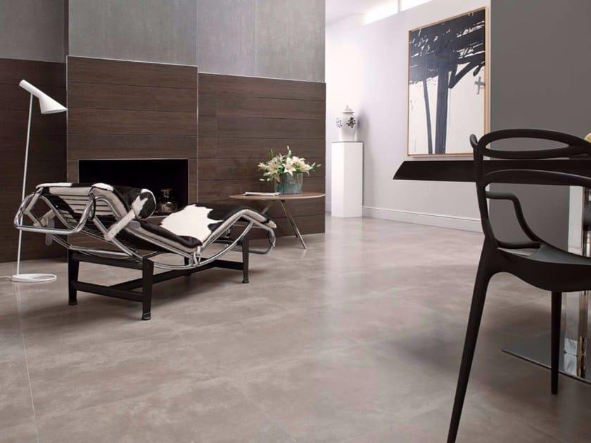 Wall/floor tiles STON-KER® - CEMENTO - Porcelanosa