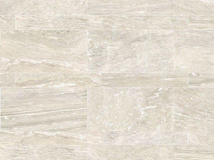 Full-body porcelain stoneware flooring STONE PLAN Vals Beige - Italgraniti