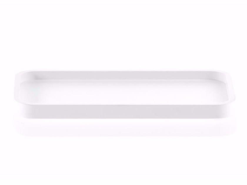 Accessori Bagno Decor Walther : Mensola bagno vassoio stone tab by decor walther