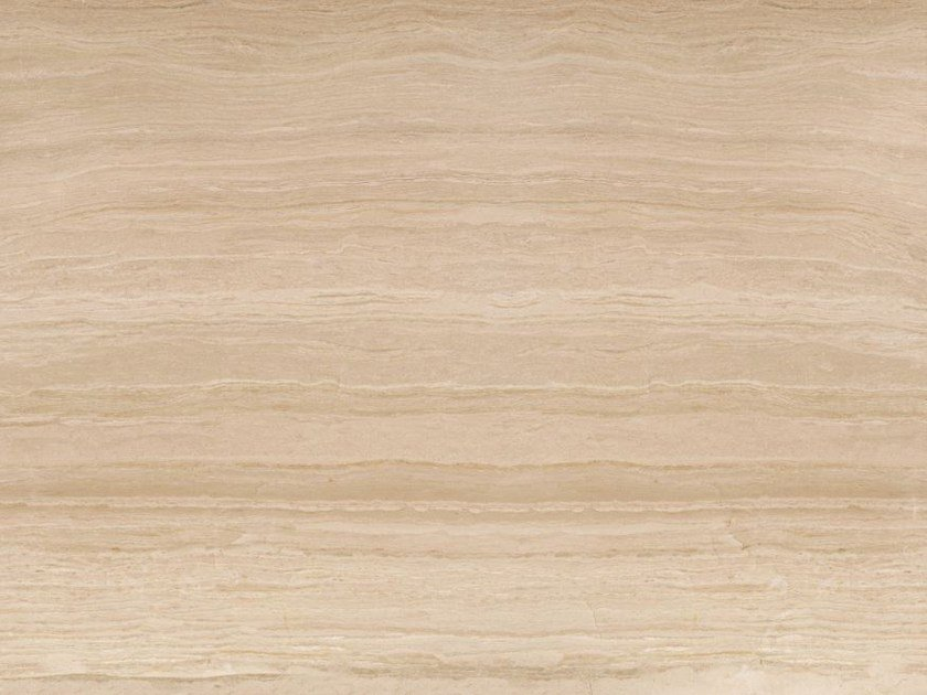 Ultra thin Techlam® wall/floor tiles with stone effect TRAVERTINO BARI - Levantina