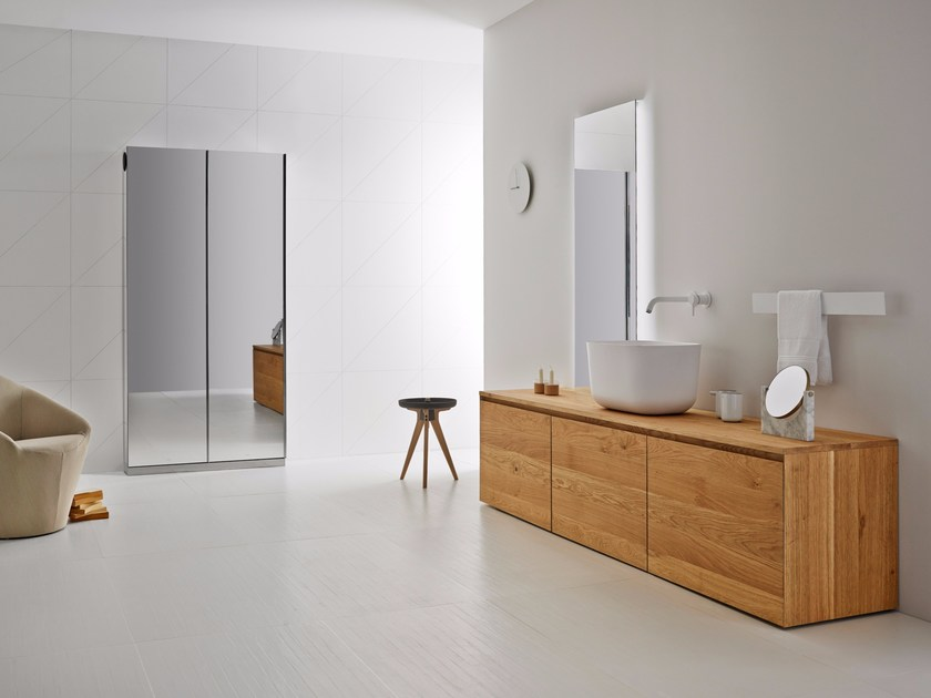 Bathroom furniture set STRATO 07 - INBANI