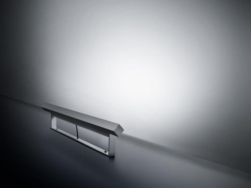 LED adjustable aluminium Outdoor floodlight STREAMLINE | Outdoor floodlight by SIMES