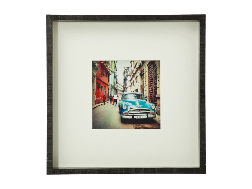 Photographic print STREETS OF CUBA - KARE-DESIGN
