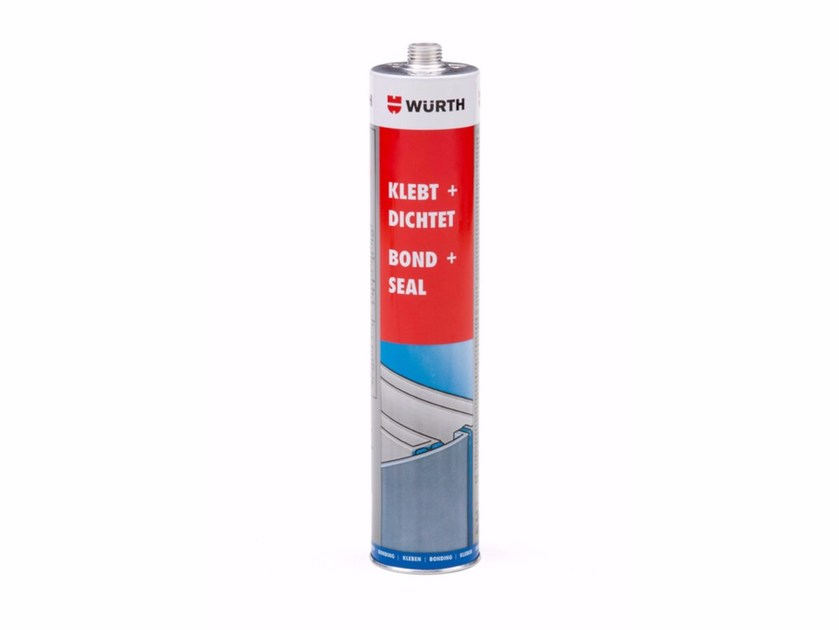 Glue and mastic Bondseal kd white 300ml - Würth