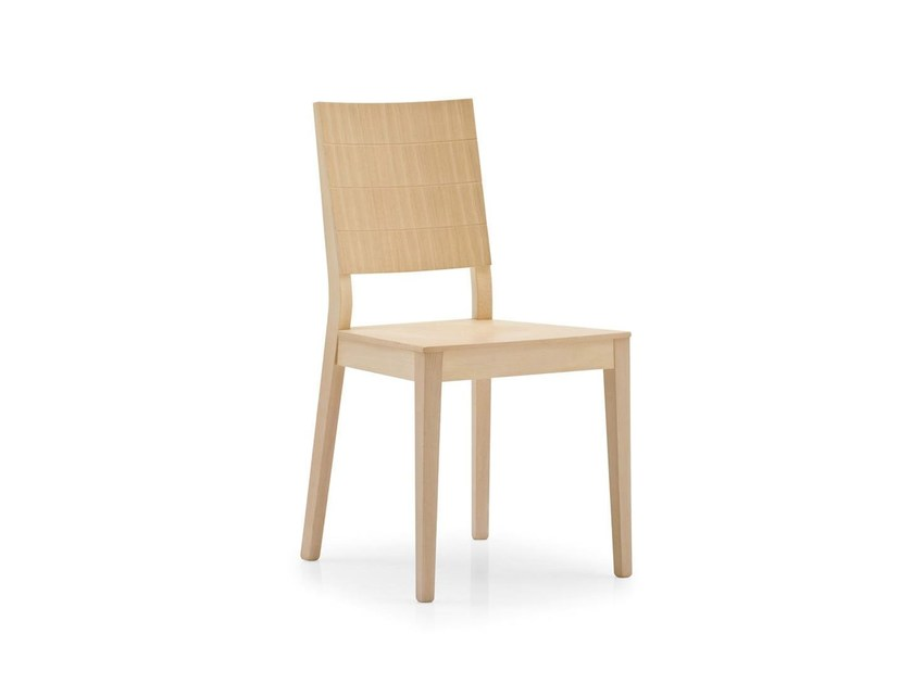 Beech chair STYLE LINE - Calligaris