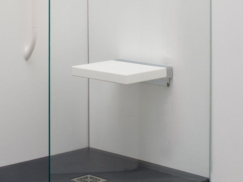 Folding shower Seat STYLE - EVER by Thermomat Saniline