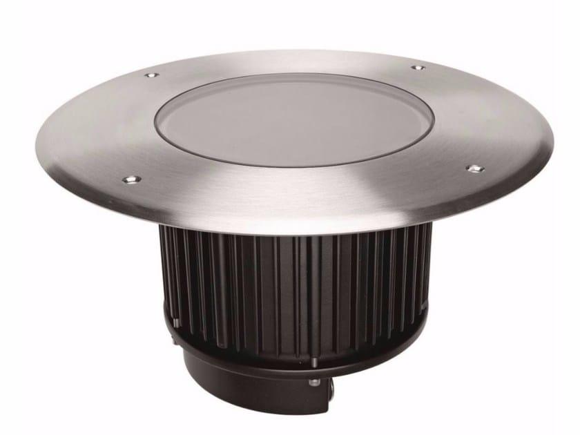 LED walkover light steplight SUELO_RI by Linea Light Group