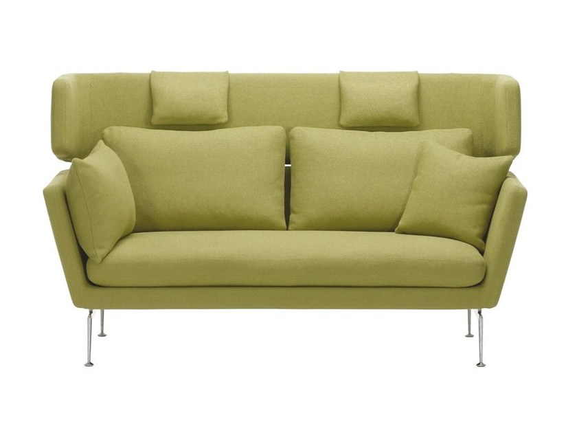 2 seater sofa with headrest SUITA SOFA 2-SEATER HEADREST - Vitra