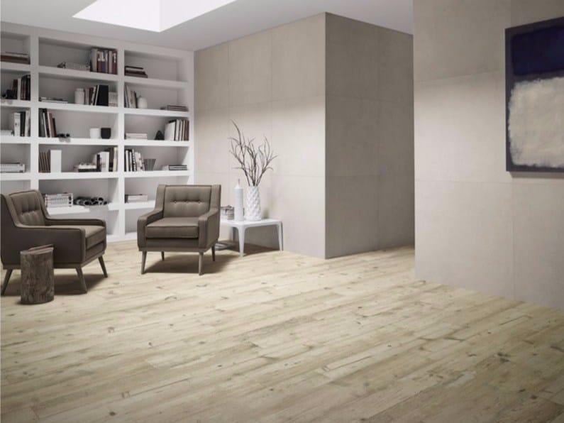 Pavimento/rivestimento effetto legno SUITE - Revigrés