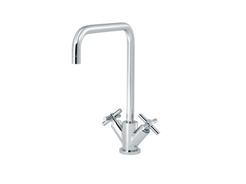 Countertop 1 hole kitchen mixer tap SULLY | Kitchen mixer tap - rvb
