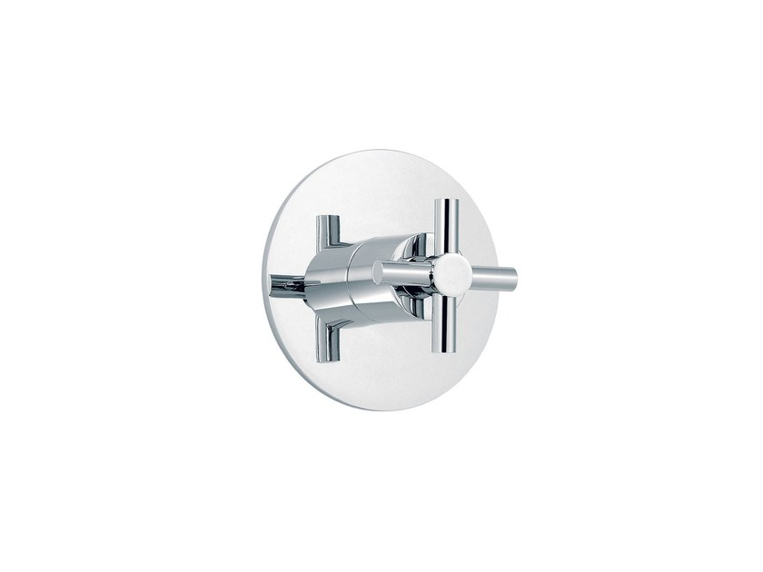1 hole thermostatic shower tap SULLY | Thermostatic shower tap by rvb