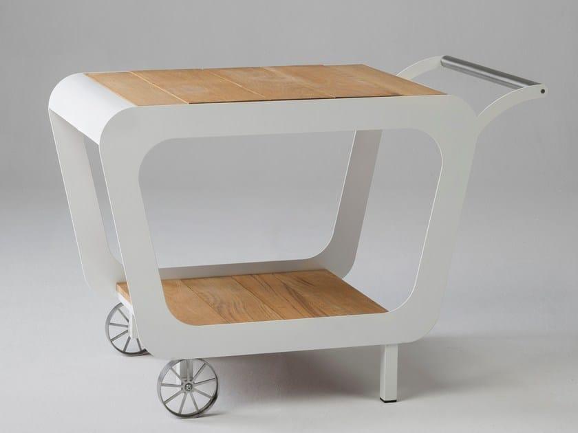 Food trolley SUN by Lgtek Outdoor