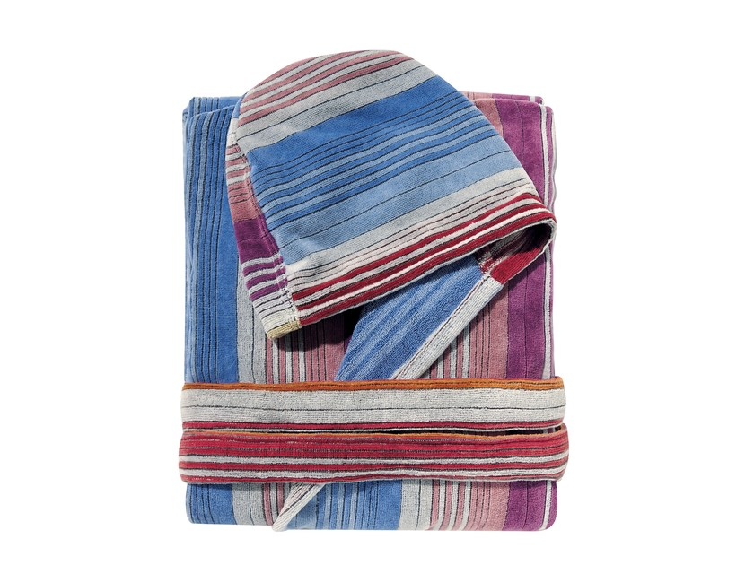 Terry bathrobe SUNDAY | Bathrobe - MissoniHome