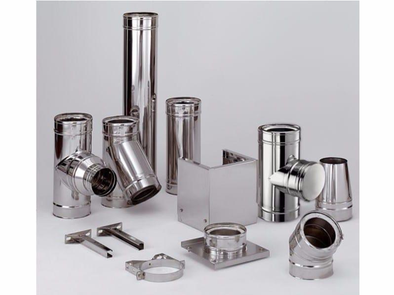Stainless steel flue SUPER ICS - Schiedel