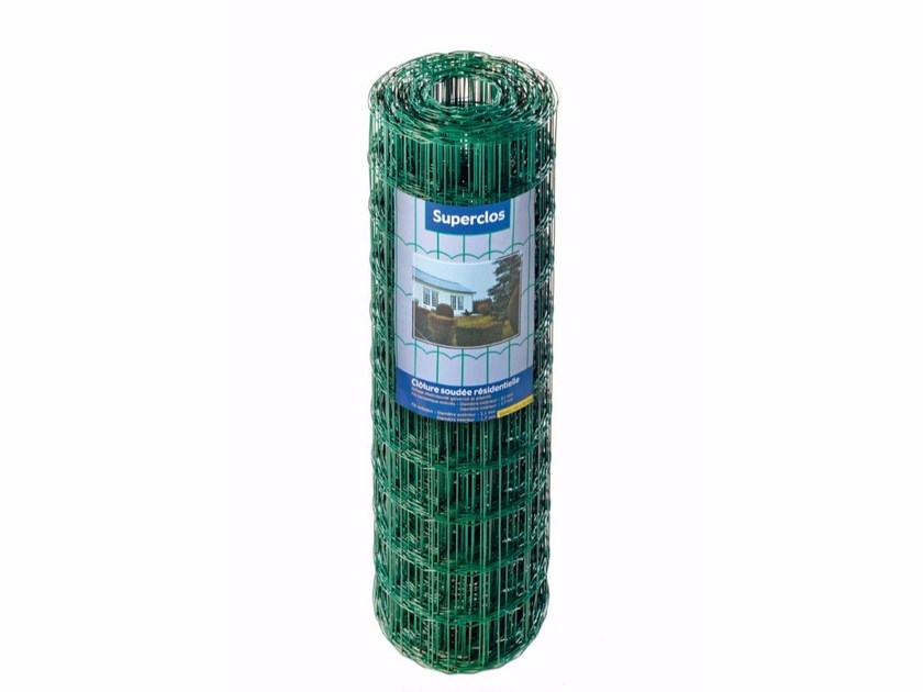 Plastic electrically welded mesh Fence SUPERCLOS - Gruppo CAVATORTA