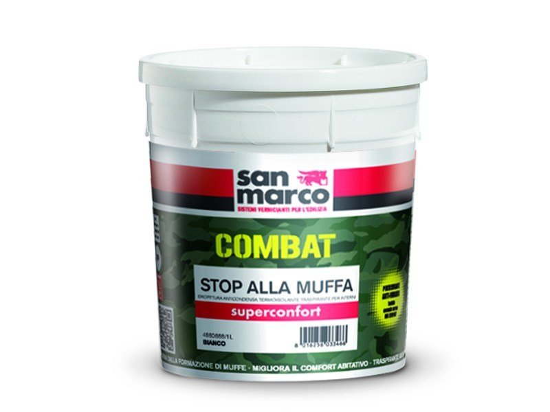 Breathable water-based paint SUPERCONFORT - Colorificio San Marco