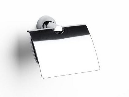 Metal toilet roll holder SUPERINOX | Toilet roll holder - ROCA SANITARIO
