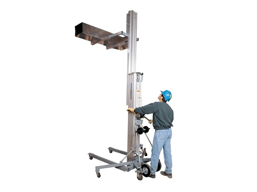 Overhead platform SUPERLIFT CONTRACTOR - CTE