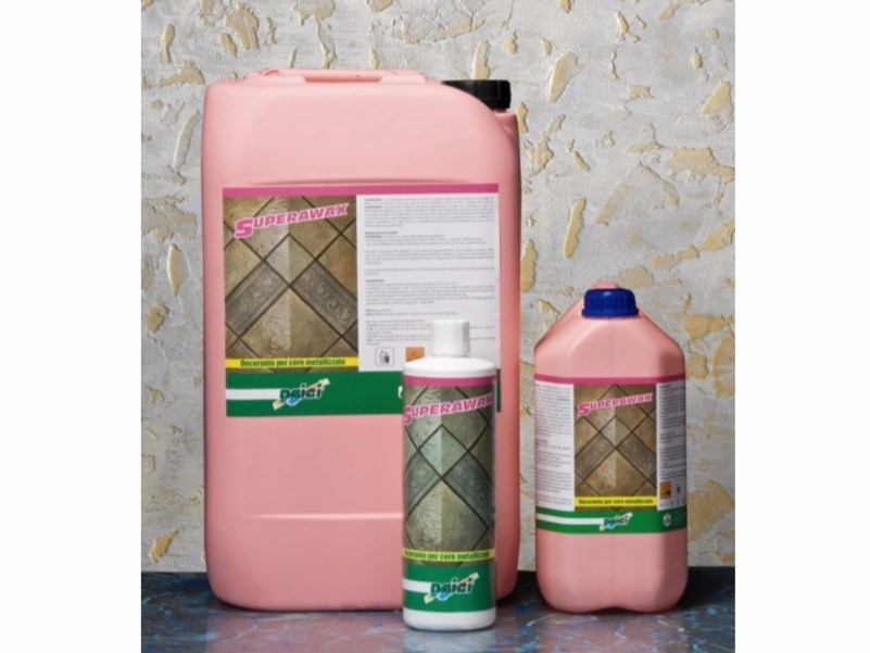 Surface cleaning product SUPERAWAX - NAICI ITALIA