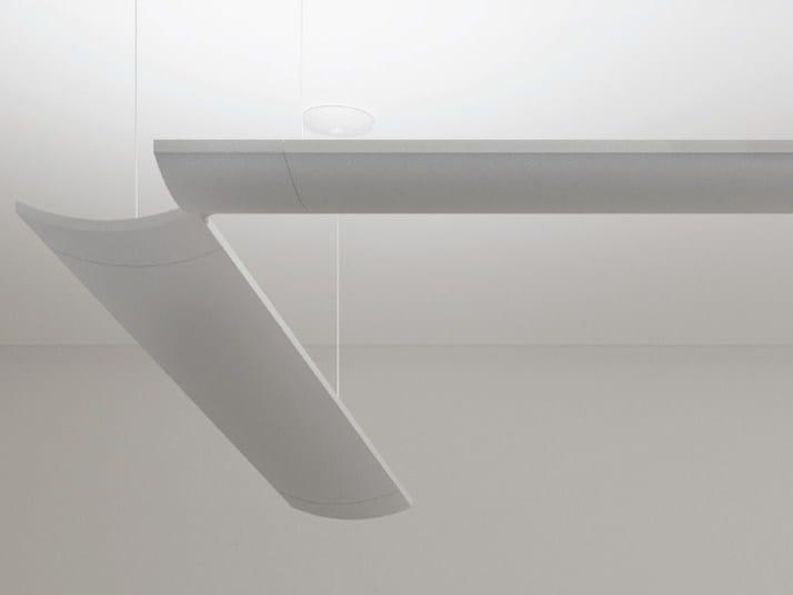 Lampada a sospensione in alluminio estruso SURF SYSTEM | Lampada a sospensione - Artemide