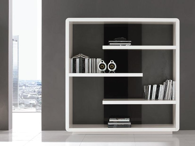 Contemporary style MDF bookcase SURFACE - ALIVAR