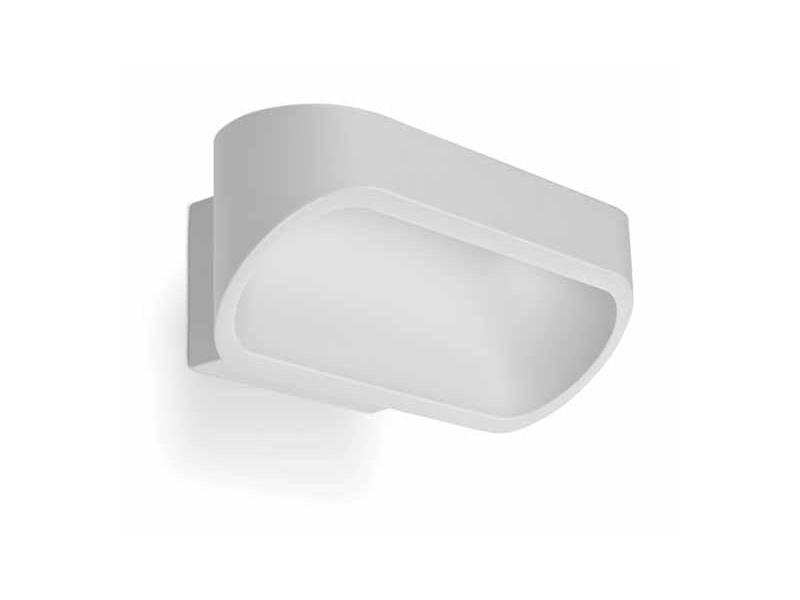 LED direct-indirect light aluminium wall light SUTA - LED BCN Lighting Solutions