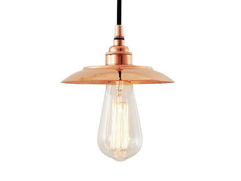 Handmade pendant lamp SUVA INDUSTRIAL PENDANT LIGHT by Mullan Lighting