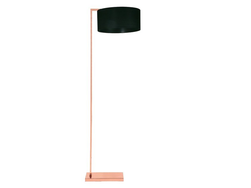 Metal floor lamp SWELL by Branco sobre Branco