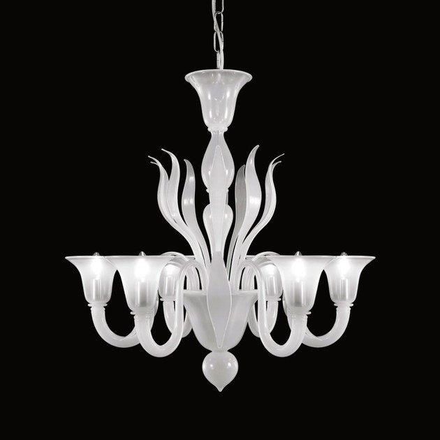 The Murano Glass Chandeliers Swing 274 Are Characterized By Spontaneous Simple Shapes This Collection Has Been Designed To Give Value And Decorate Modern