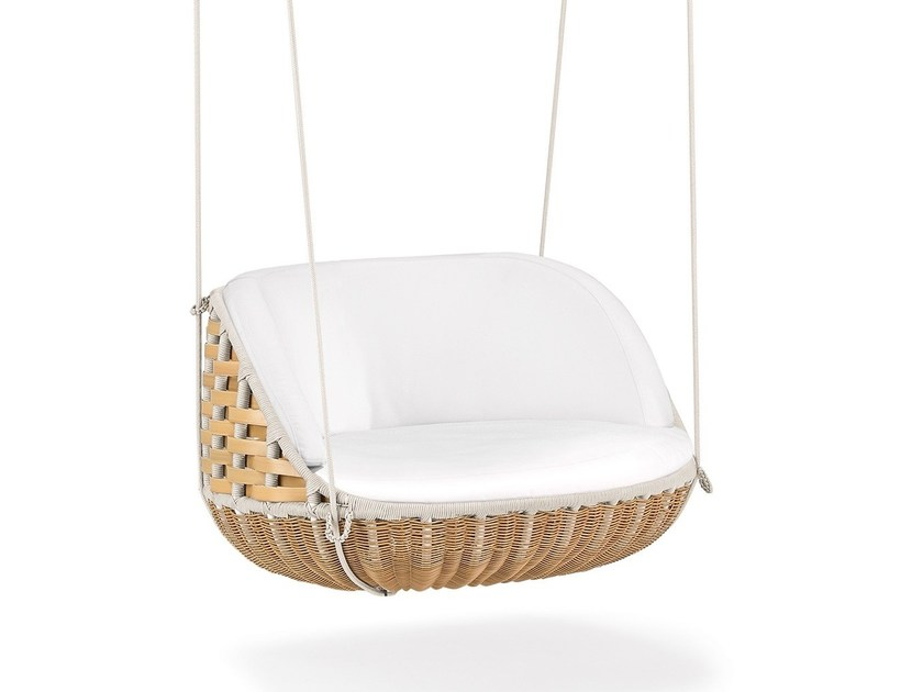 Garden hanging chair SWINGREST | Garden hanging chair by Dedon