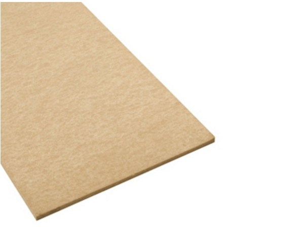 Wood fibre thermal insulation panel SWISSISOLANT by Pavatex