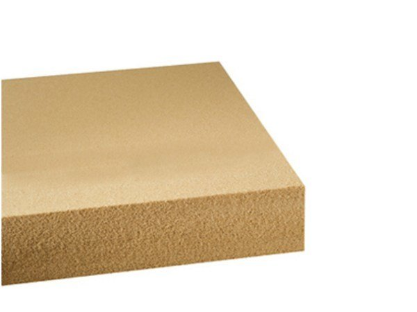Wood fibre thermal insulation panel SWISSTHERM by Pavatex
