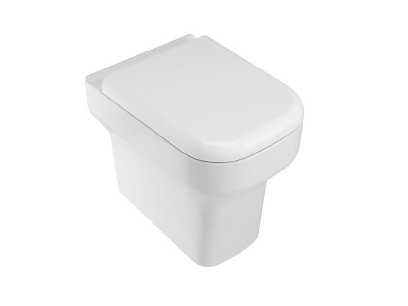 Ceramic toilet SYNTHESIS | Ceramic toilet - Olympia Ceramica