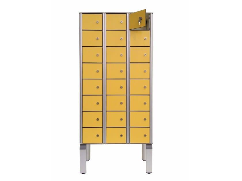 HPL safe-deposit box Safe-deposit box by GES Group