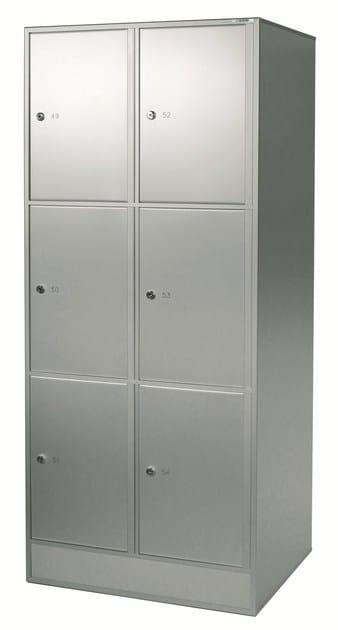 Laminate safe-deposit box Modular locker by RAVASI