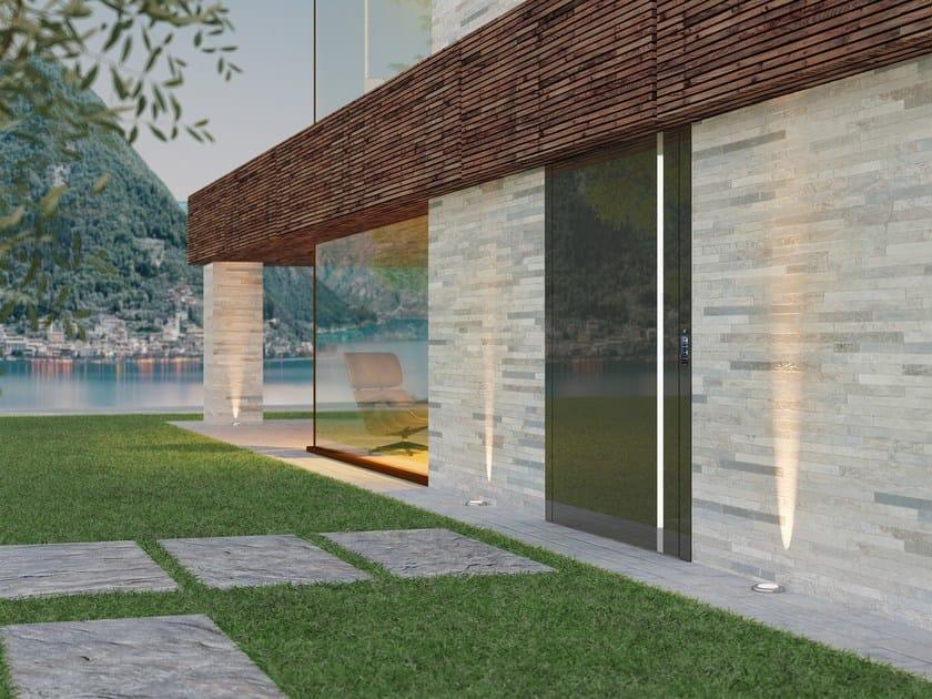 Porta d'ingresso in alluminio Schüco ADS SIMPLYSMART Design Edition - SCHÜCO INTERNATIONAL ITALIA