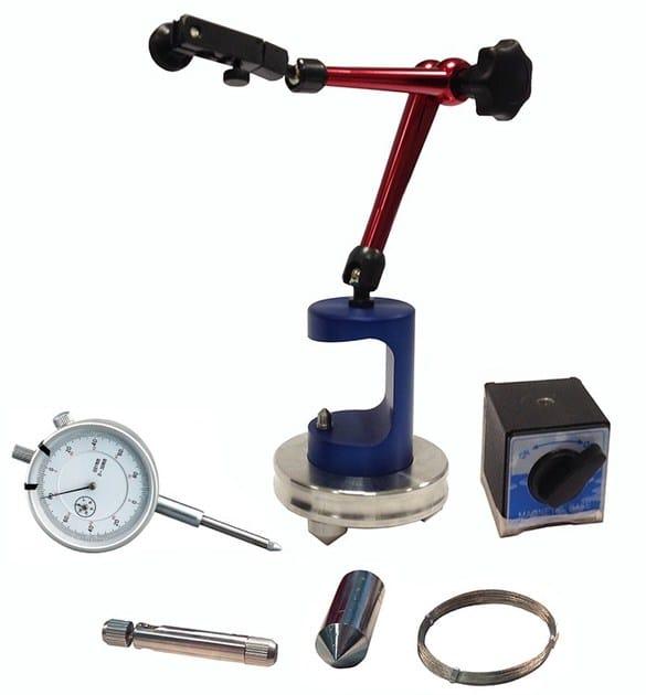 Fleximeter for load tests Set Fleximeter - NOVATEST