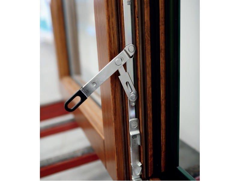 Ferramenta per finestra Asta a leva monocomando by Pail Serramenti