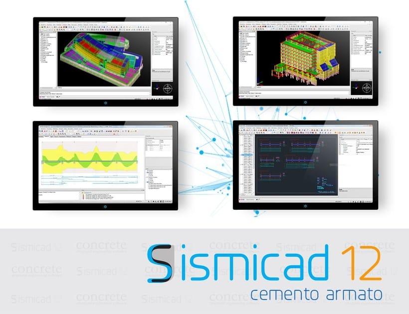 Sismicad Cemento Armato by Concrete