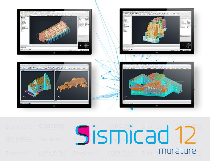 Masonry structural design Sismicad Muratura by Concrete
