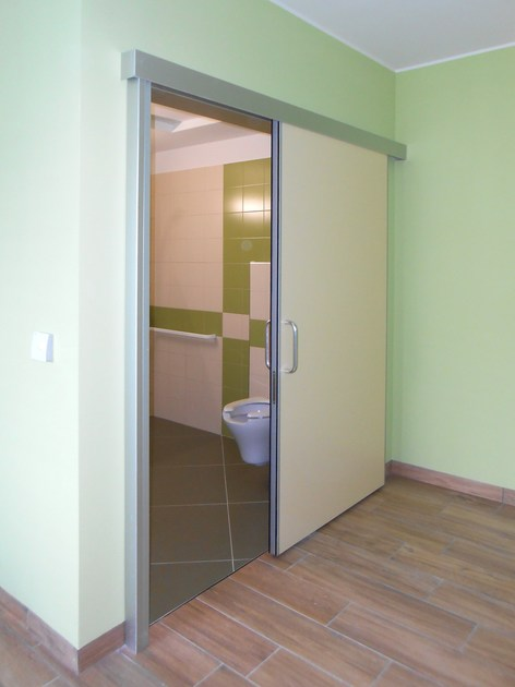 Metal sliding door Sliding door - CELEGON