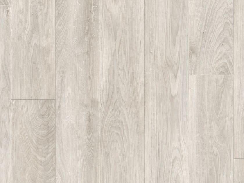 Pavimento in vinile effetto legno ROVERE GRIGIO CHIARO - Pergo