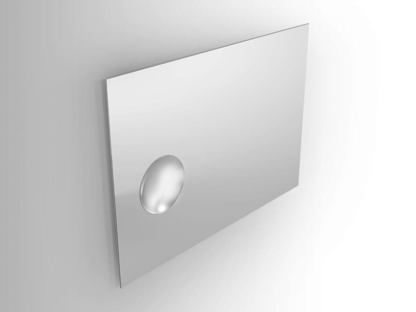 Rectangular wall-mounted mirror Wall-mounted mirror - Alna