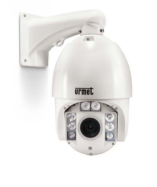 Surveillance and control system Speed dome 1080p/720p zoom 20X - Urmet