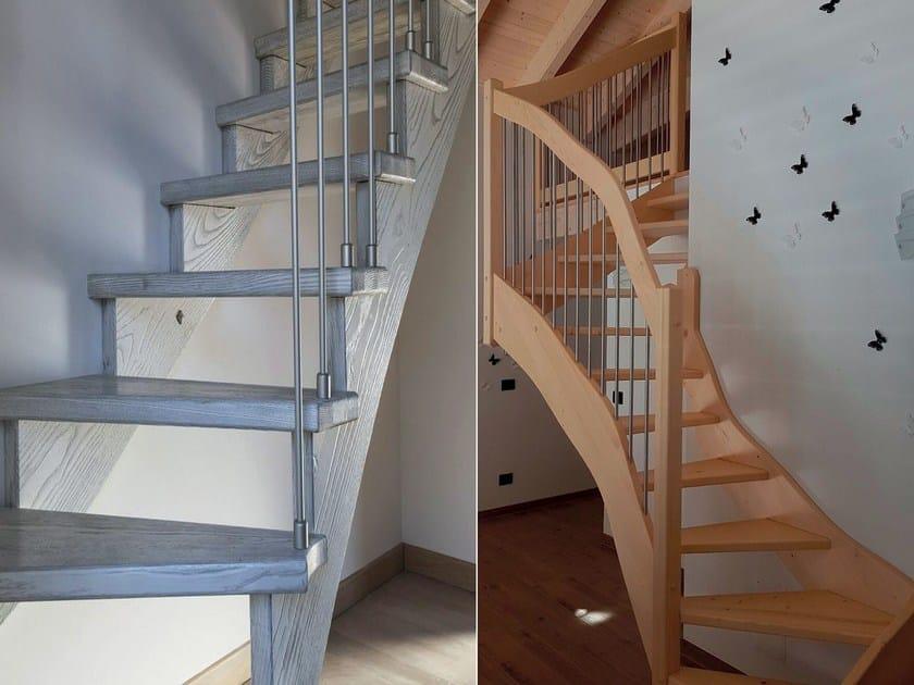 Staircases Staircases - Alpilegno