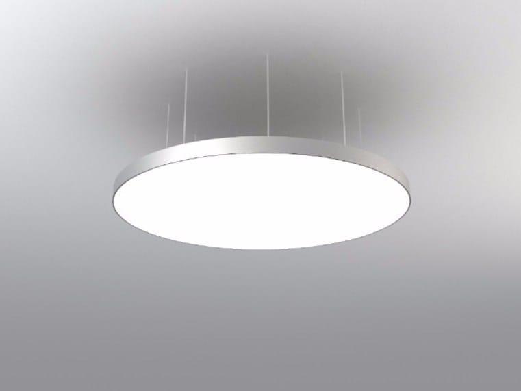 LED pendant lamp NZF D2000/2400 | Pendant lamp by Neonny