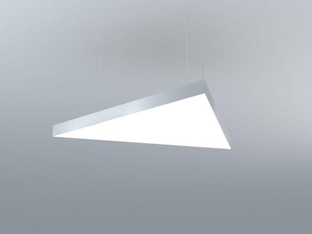 LED pendant lamp NZF T2000   Pendant lamp by Neonny
